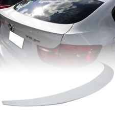 08-14 For BMW Painted #300 X6 E71 SUV Hatchback Performance Style Trunk Spoiler