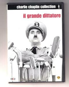 Charlie Chaplin Collection - il grande dittatore - doppio 2 dvd Warner  z8-37650