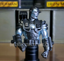 Bowen Designs War Machine Bust Marvel Universe Statue from Iron Man Comics