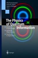 The Physics Of Quantum Information: Quantum Cryptography, Quantum Teleportati...
