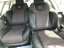 VW Golf 25th Anniversary Seats Recaro