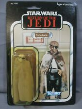 STAR WARS Vintage PRUNE FACE 79-Back FACTORY SEALED Return of the Jedi ROTJ 1983