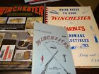 3 Winchester Price Guide Reference Books & Marbles Hardware Collectibles