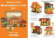(0004) Westernhäuser & Forts Teil I , VERO,  NEU; für Indianer & Cowboy, BAND 4