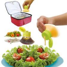 Kitchen Accessories Plastic Squeeze Sauce Salad Bottle Condiment Bottles Jar