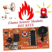 DIY Kit Infrared Flame Sensor Module Suite Warehouse IR Alarm Electronic DC 5V