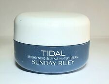 Sunday Riley Tidal Brightening Enzyme Water Cream Travel Size 15g SYD Stock