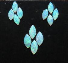 Australian Crystal/Precious Opal 12 stone 8x4 & 6x3mm Marquise Parcel