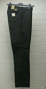 Austin Reed Men's Grey Check Smart Trousers With Stretch W32/L29 BNWT