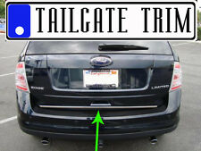 Ford EDGE 2007 2008 2009 Chrome Tailgate Trunk Trim
