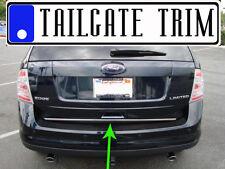 Ford EDGE 2007 2008 2009 Chrome Tailgate Trunk Trim