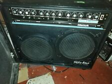 """Intermusic Lead guitar amplifier, w/ 2x12"""" drivers, built in cabinet (40)"""