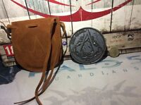"Assassins Creed 3 III Connor Medallion Join Or Die Edition 3"" Size"