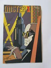 Mister X Number 7 by  DEAN MOTTER  (Vortex Comics)
