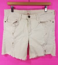 Current Elliott Denim Jean Shorts Size 27 0 Anthropologie Cut Off Distressed