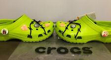 Post Malone X Crocs Dimitri Barbed Wire Clog, Doritos Limon, Size 5 Mens, RARE!