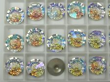 Crystal Tears of Isis F - Swarovski 1681 (12mm) Vision Stones (1 pieces)