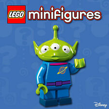 LEGO Minifigures #71012 - Serie Disney - Extraterrestre / Alien - NEW - Sealed