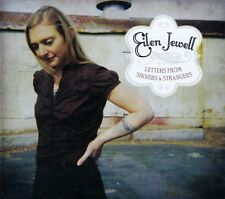 EILEN JEWELL : LETTERS FROM SINNERS & STRANGERS / CD - TOP-ZUSTAND