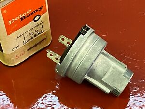 1962 1963 CHEVROLET TRUCK C10 C20 C30 IGNITION SWITCH DELCO REMY 1116611 NOS