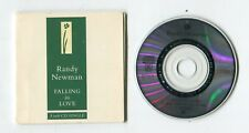 Randy Newman 3-INCH CD FALLING IN LOVE + BAD NEWS FROM HOME by Mark Knopfler