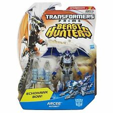 TRANSFORMERS PRIME BEAST HUNTERS ARCEE DELUXE MOSC MOC MISB SEALED NEW