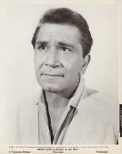"""Richard Conte in """"Who's Been Sleeping in My Bed?"""" 1963  Vintage Movie Still"""