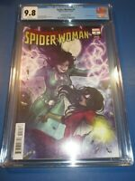 Spider-Woman #5 Takeda Variant CGC 9.8 NM/M Gorgeous Gem Wow