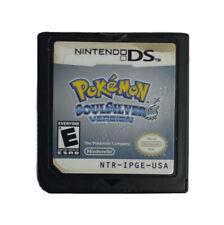Pokemon: SoulSilver Version (Nintendo DS, 2010) - Cartridge Only (Authentic)