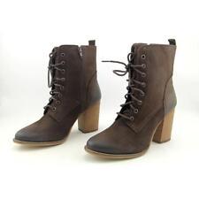 Steve Madden Lauuren Women US 11 Brown Ankle Boot Blemish  18052