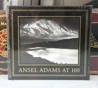 ANSEL ADAMS AT 100 - Easton Press - Szarkowski - LARGER BOOK SEALED