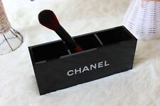 Brand New CHANEL MakeUp Cosmetic Brushes Lipstick Organiser Storage VIP Gift Box