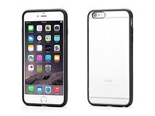 "Genuine Griffin Reveal for iPhone 6 Plus & 6s Plus 5.5"". Black Clear"