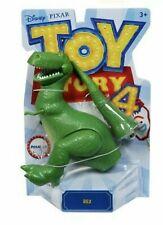Disney Pixar Toy Story 4 REX Dinosaur Posable Figure NEW!