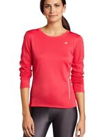 New Balance Women's Long Sleeve Tempo T-shirt Size XS RRP£18 (1053)