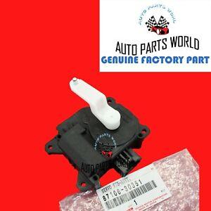 GENUINE LEXUS GS300/400/430 SC430 IS HEATER & EVAPORATOR SERVO MOTOR 8710630351