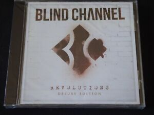 Blind Channel - Revolutions (NEW SEALED Deluxe Edition CD 2016)