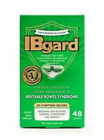 IBgard Dietary Management of Irritable Bowel Syndrome, 48 Capsules, Exp: 05/2021