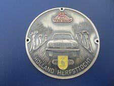 1971 Regionale Automobielsport Club West Holland Herfsttocht Car Rally Badge