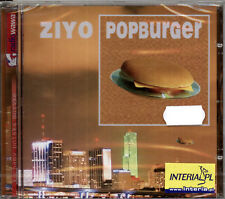 = ZIYO - POPBURGER   /CD sealed