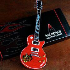 Axe Heaven Slash Signature Red 1/4 scale Miniature Collectible Guitar - SL-024