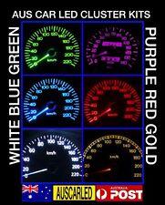 Nissan Pulsar NX Coupe NXR N12 N13 & N14 WHITE LED Dash Cluster Light Kit