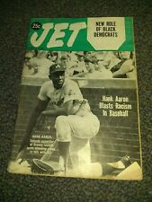 jet magazine September 5 1968 hank Aaron cover