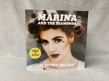Electra Heart (2015) • Marina and The Diamonds • NEW/SEALED Vinyl LP Records