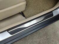 für Hyundai Kona Auto Zubehör Teile Beschützer Einstiegsleisten Edelstahl Schutz