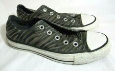 New listing Converse All Star Animal Print Striped Sneaker Tennie Shoe Size 6 EUC