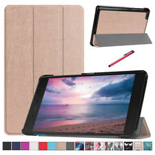 """Pattern Leather Stand Book Case Cover For Lenovo Tab E8 TB-8304F1 8"""" inch Tablet"""