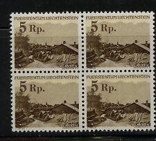 Liechtenstein   239  Mint  NH  block    catalog  $104.00                  MZ1223