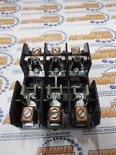 BUSSMANN, BC6033B, FUSE BLOCK, CLASS CC FUSE; VOLTAGE RATING VDC:600V