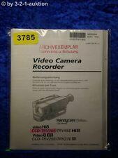 Sony Manuel d'utilisation CCD trv36e/trv46e/trv26e/trv27e (#3785)